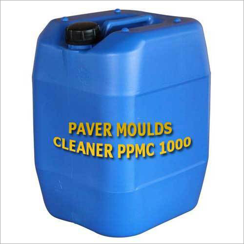 Paver Mould Liquid Cleaner