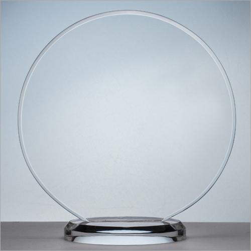 Crystal Acrylic Round Memento