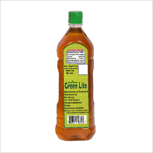 Cold Pressed Sesame Oil with Palm Jaggery (Chekku, Ghani) 500ml