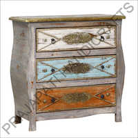Wooden Bombay Chest
