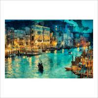Digital Canvas Wall Printing