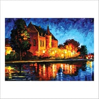 Home Decor Digital Canvas Wall Painting