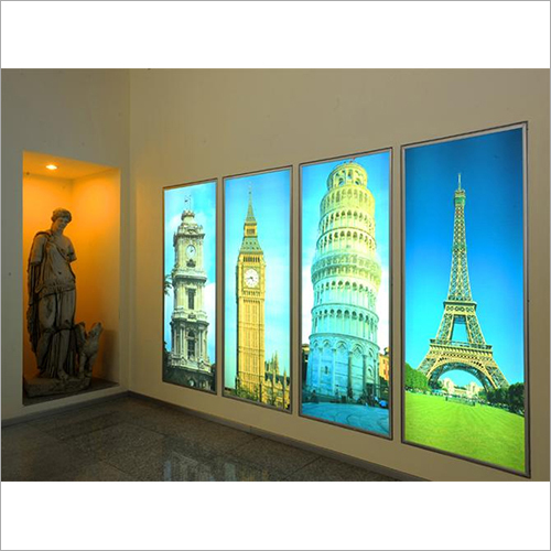 Wall Glass Printing Service