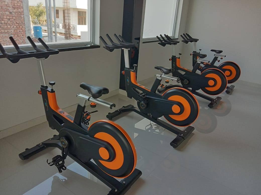 Complete Gym Setup