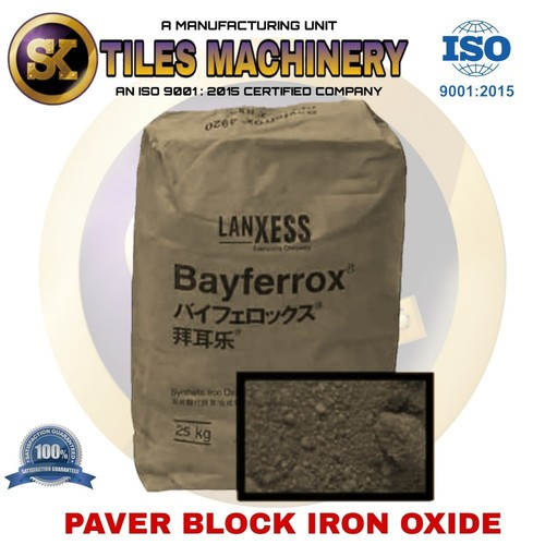 Iron Oxide Color For Paver Block