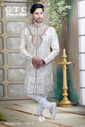 1017 Designer Men Kurta