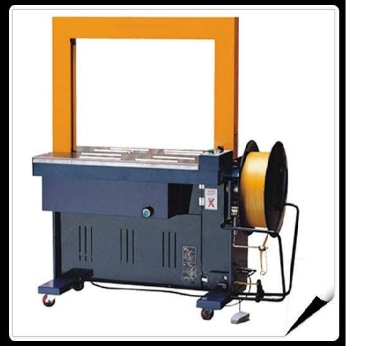 Semi Automatic Box  Strapping Machine (Clutch Type Model)