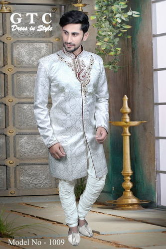 MEN FANCY KURTA WITH PYJAMA