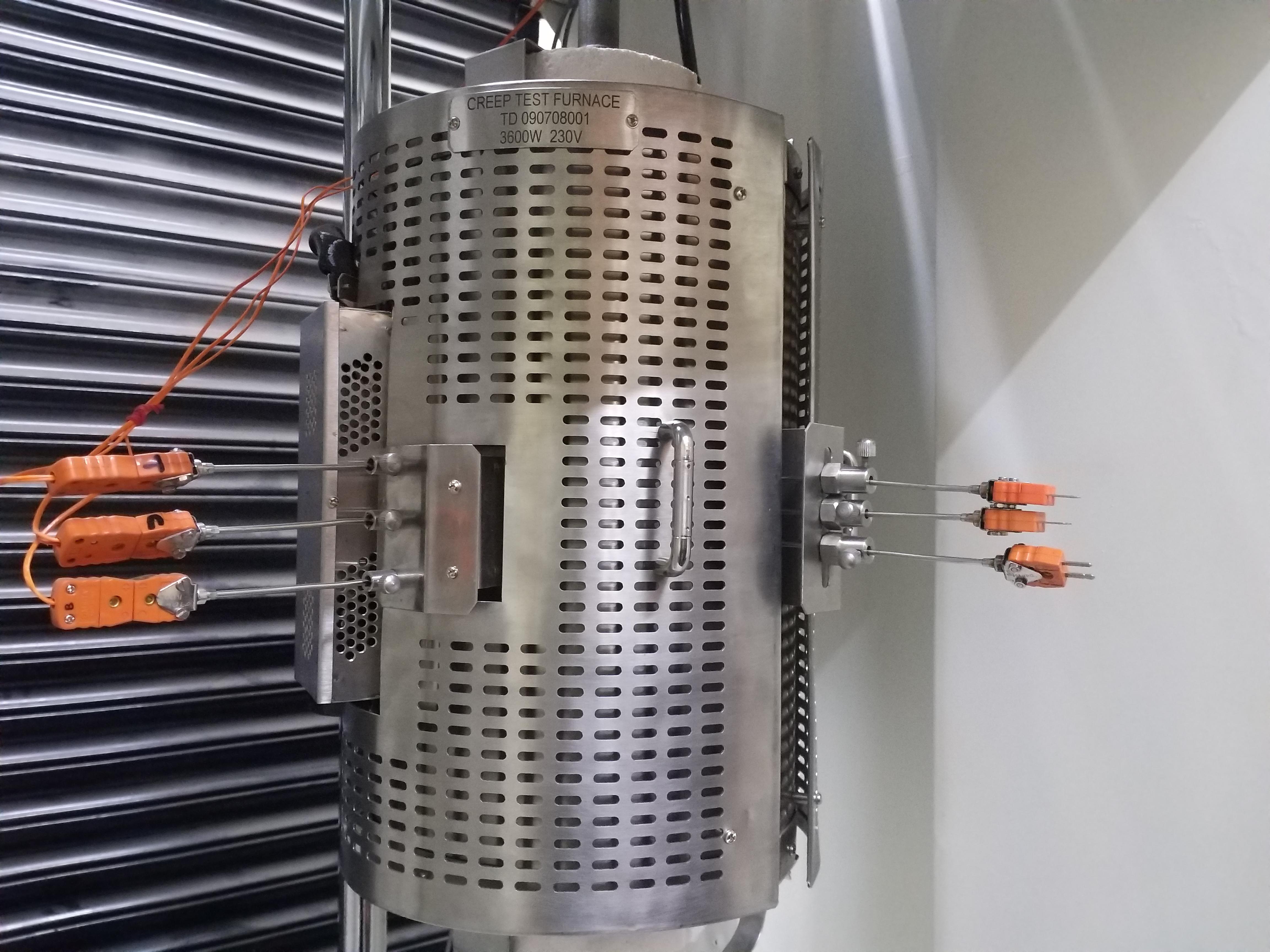 Tensile Creep and Impression Creep Testing machine