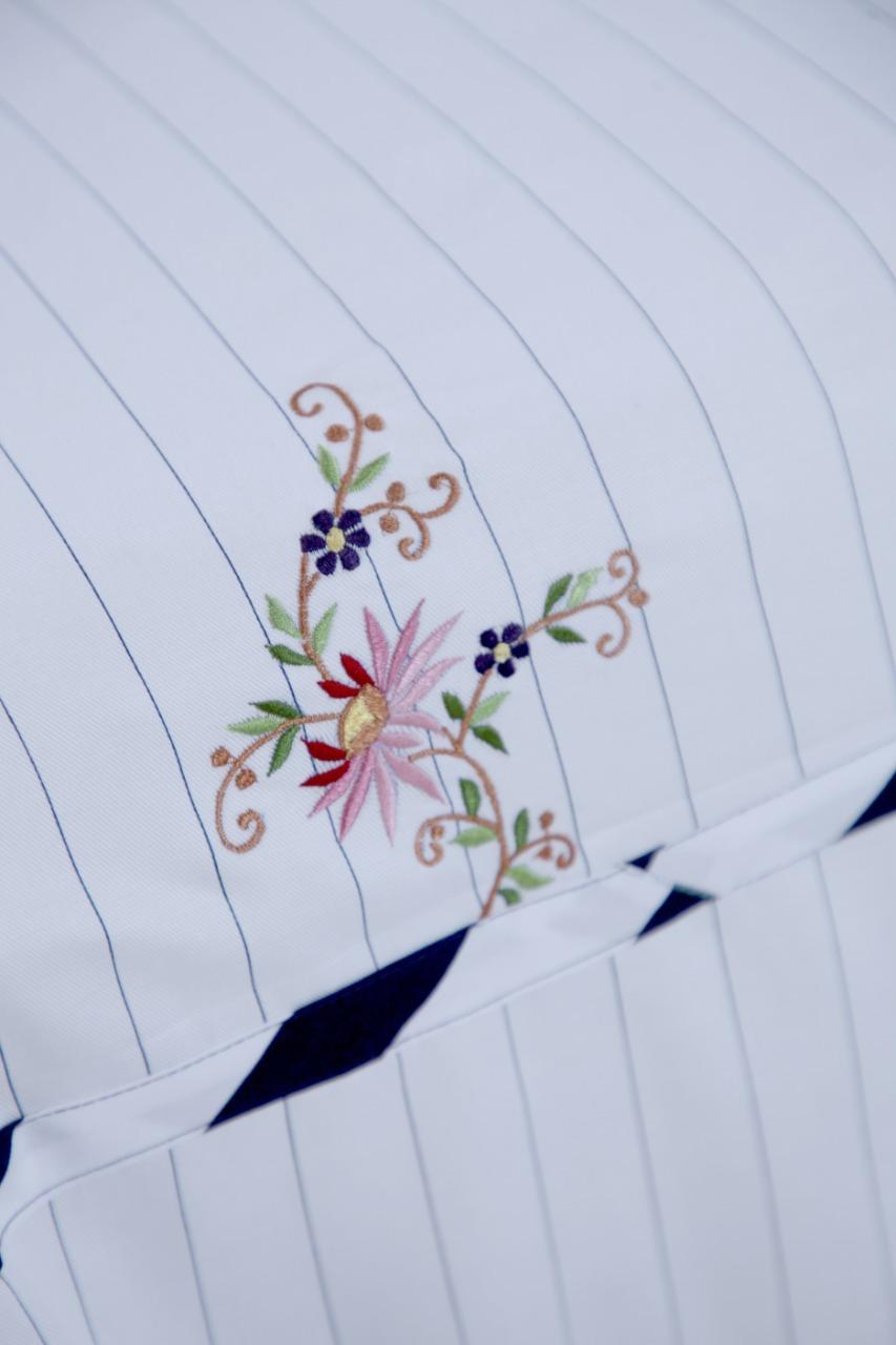 Designer Bedsheets (Embroidery)
