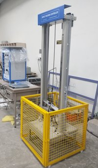 Low Velocity Drop Tower Impact Testing Machine