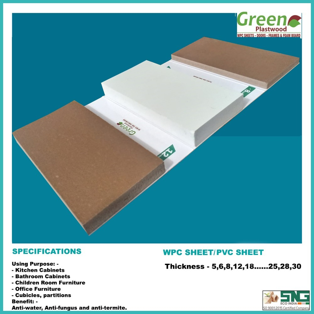 WPC Board Sheets