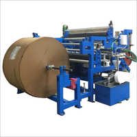 Fibre Drum Parallel Winder Machine