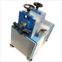 Fibre Drum Lock Ring Forming Machine