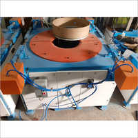 Fibre Drum Bottom Fixing Machine