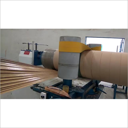 Paper Tube Spiral Winder Machine