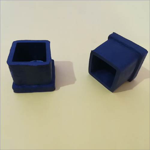 1-1/2 inch Square Rubber Bush