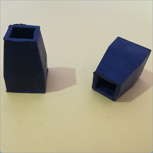 3/4 inch Square Rubber Bush