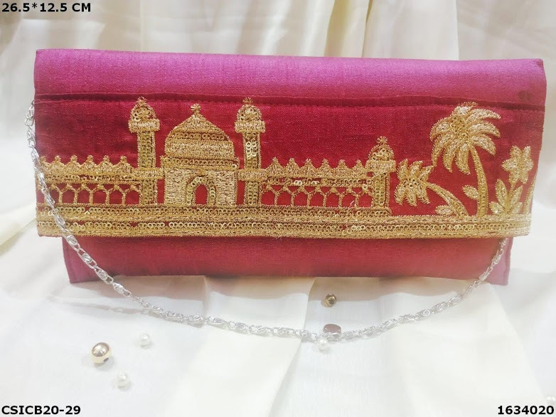 Traditional Handcrafted Clutch Bags