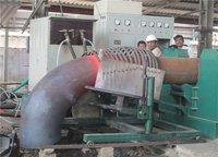 Hot Forming Elbow Making Machine
