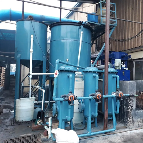 Acidic Effluent Treatment Plant