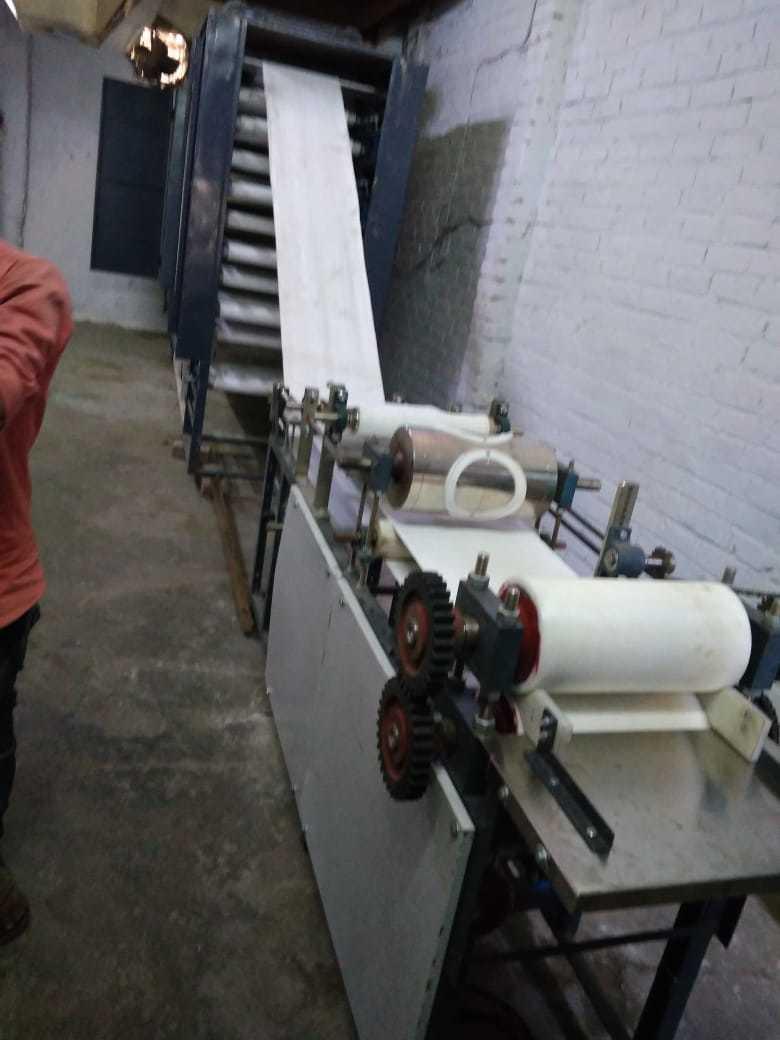 Papad Machine with dryer