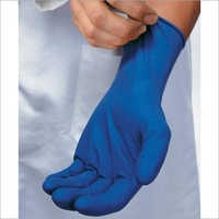 Nitrile Bule Examination Gloves