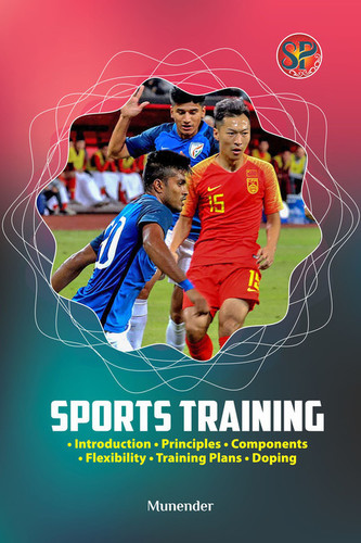 Sport Books - English Medium