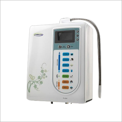Alkaline Water Ionizer 3 Plates with Hydrogen Boost