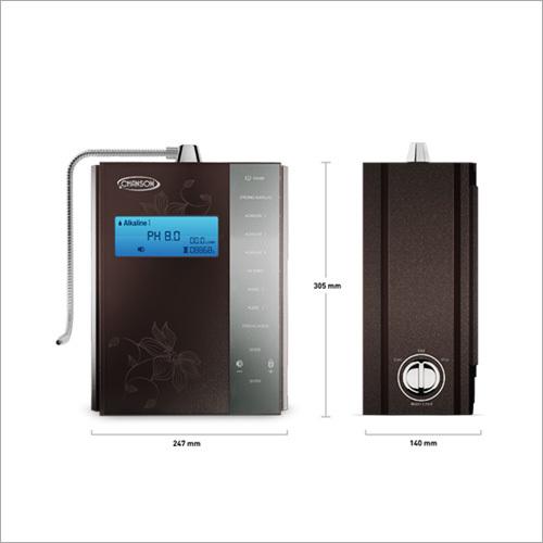 Alkaline Water Ionizer 7 Plates Counter Top