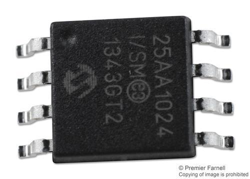 25AA-1024-I/SM