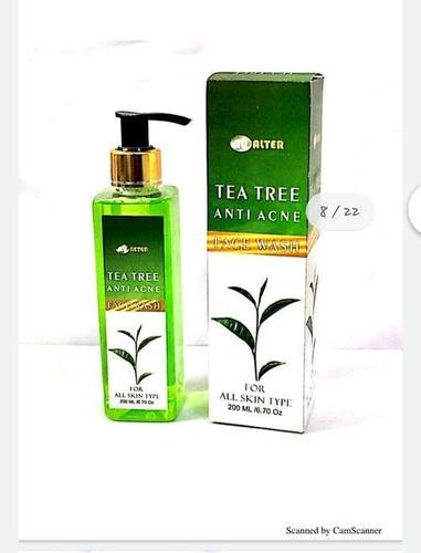 Tea Tree Anti Acne Face Wash