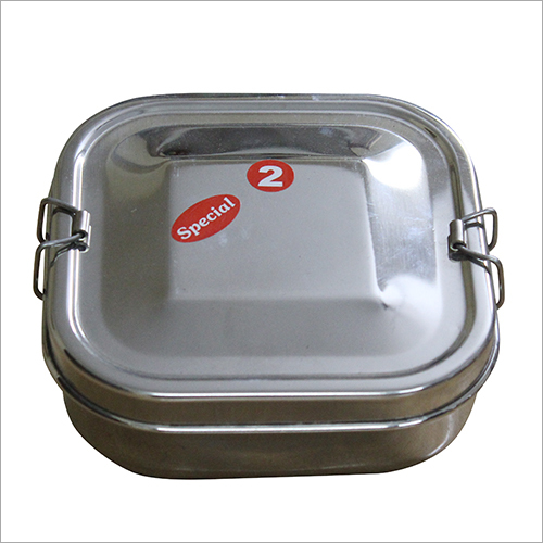 Stainless Steel School Lunch Box
