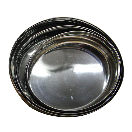 Silver Stainless Steel Bowls