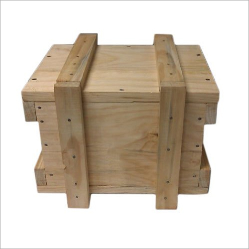 Pine Wood Packing Box