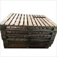 Four Way Wooden Pallet