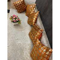 Velvet Cushions Set