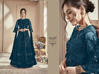 Anarkali Georgette Suit