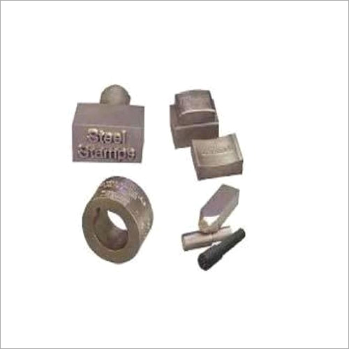 Mild Steel Embossing Letter Punches