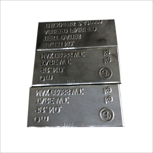 Mild Steel Stamping Punch