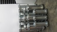 Bitumen, soil and concrete fatigue testing machine