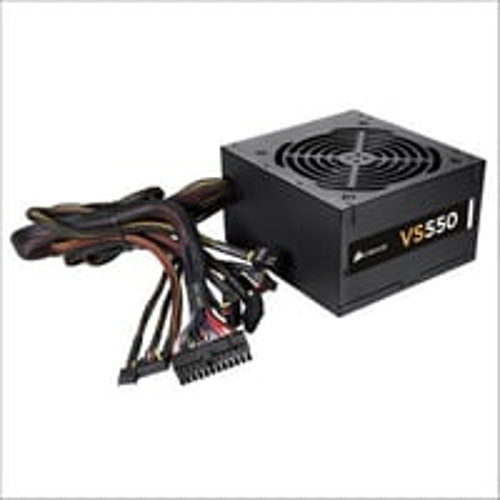 Corsair VS550 550WATT Desktop Computer Power Supply
