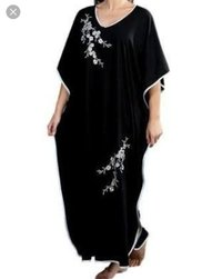 Embroderied kaftan