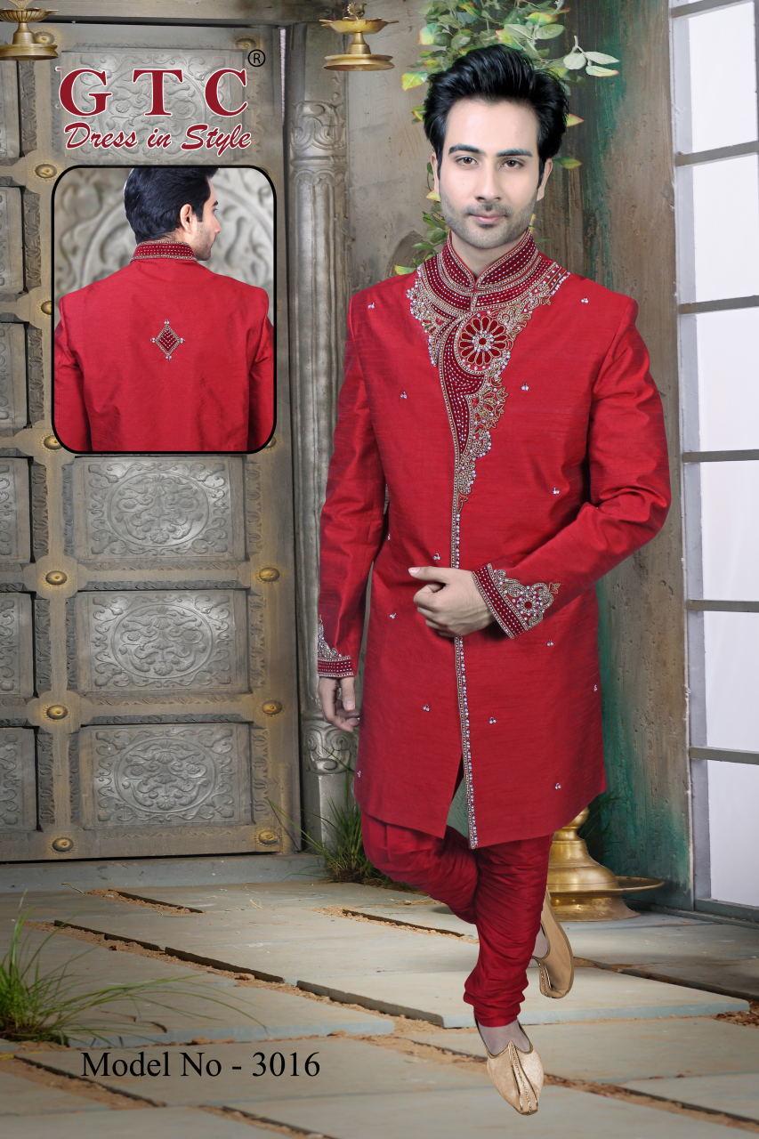 3016 Designer Sherwani