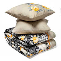 Designer Cotton Quilt Set
