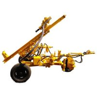 Hydraulic Borehole Wagon Drill