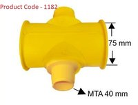 4 Way Coupler / 75 mm / MTA 40 mm