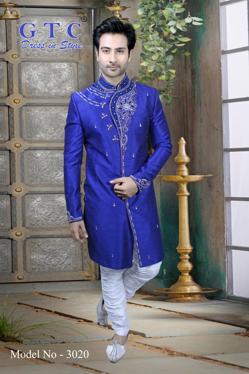 3020 Designer Sherwani