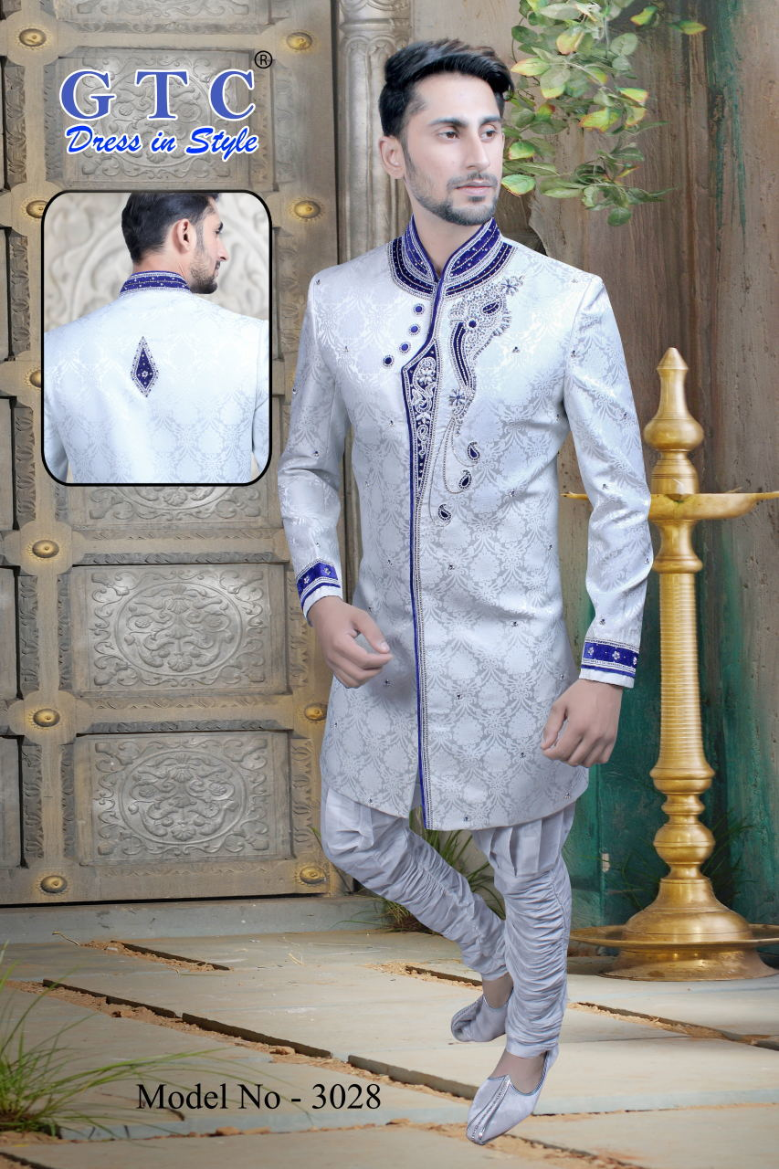 3028 Designer Sherwani