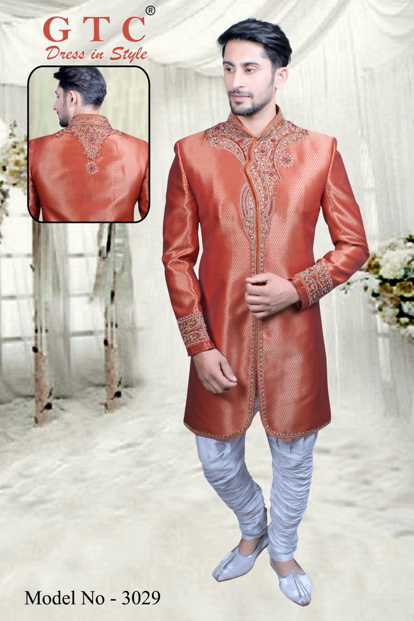 3029 Designer Sherwani